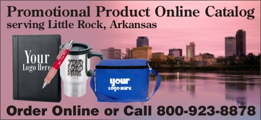 Promotional Products Little Rock, Arkansas